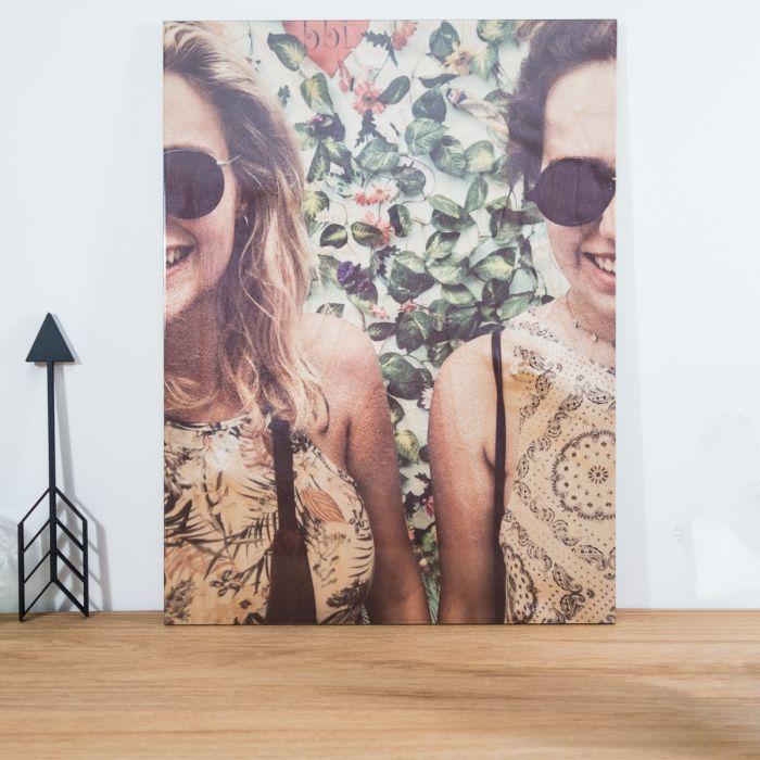 Cadeau Personnalisé : la photo personnalisable sur bois