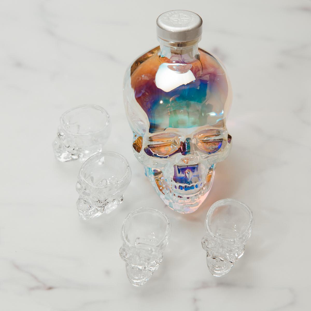 Set cadeau Vodka Crystal Head Aurora