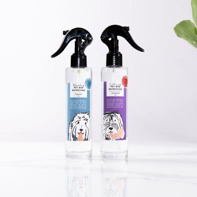 Spray Déodorant pour le Panier du Chien