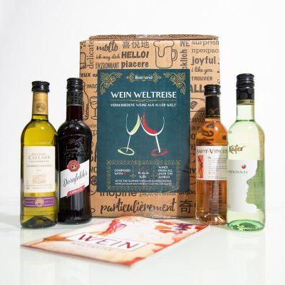Tour du monde des vins en 9 bouteilles