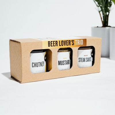 Trio pour Amateurs de bière