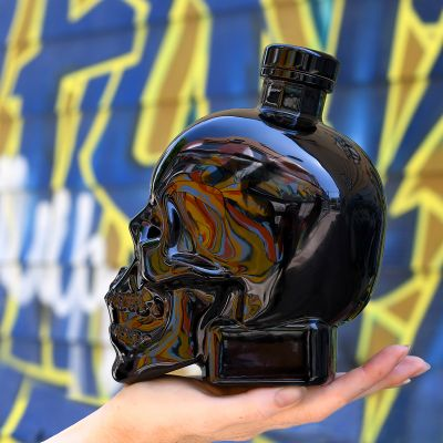 Vodka Crystal Head Onyx Agave