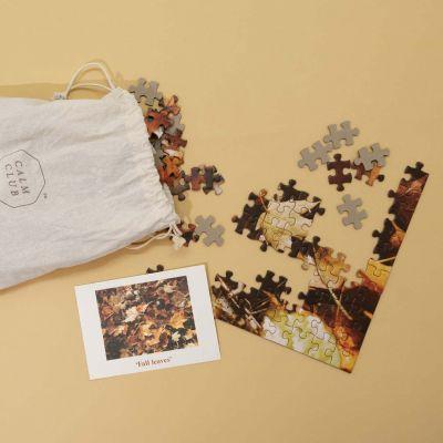 Coffret Puzzle Calm Club
