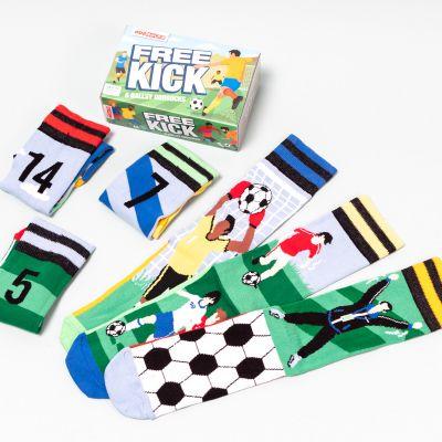 Chaussettes de foot Free Kick