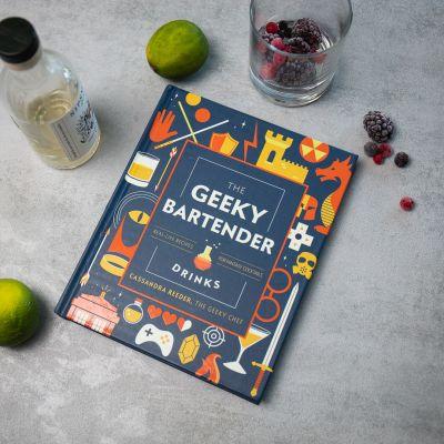 Livre The Geeky Bartender