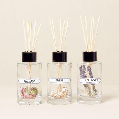 Diffuseurs de parfum en bâtonnets - Parfums aux choix