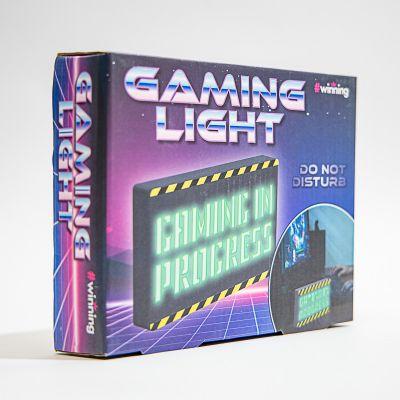 Lampe Gaming In Progress