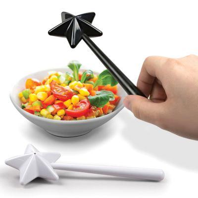 Salière et poivrière baguette magique