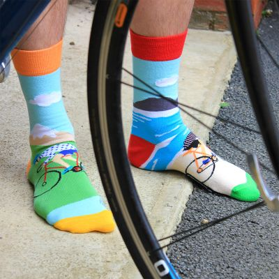 Chaussettes On Your Bike