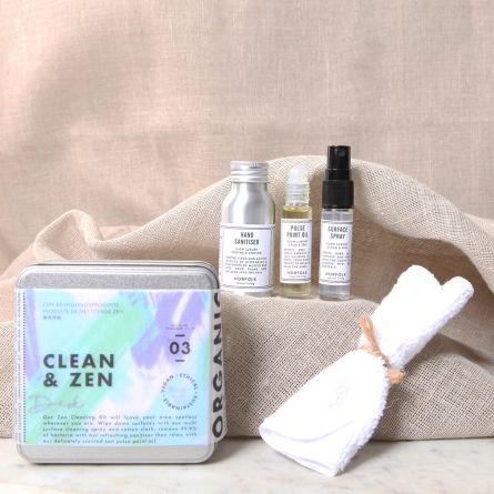 Kits de nettoyage Clean & Zen