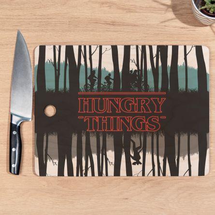 Planche à Découper Hungry Things