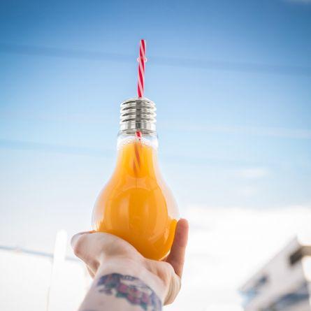 Ampoules Verre – lot de 4