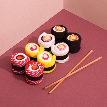 Chaussettes Sushis