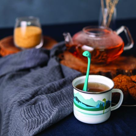 Tasse et infuseur à thé Nessie