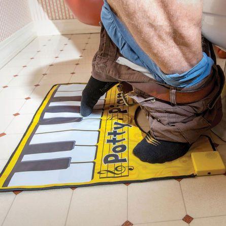 Tapis de Toilettes Piano