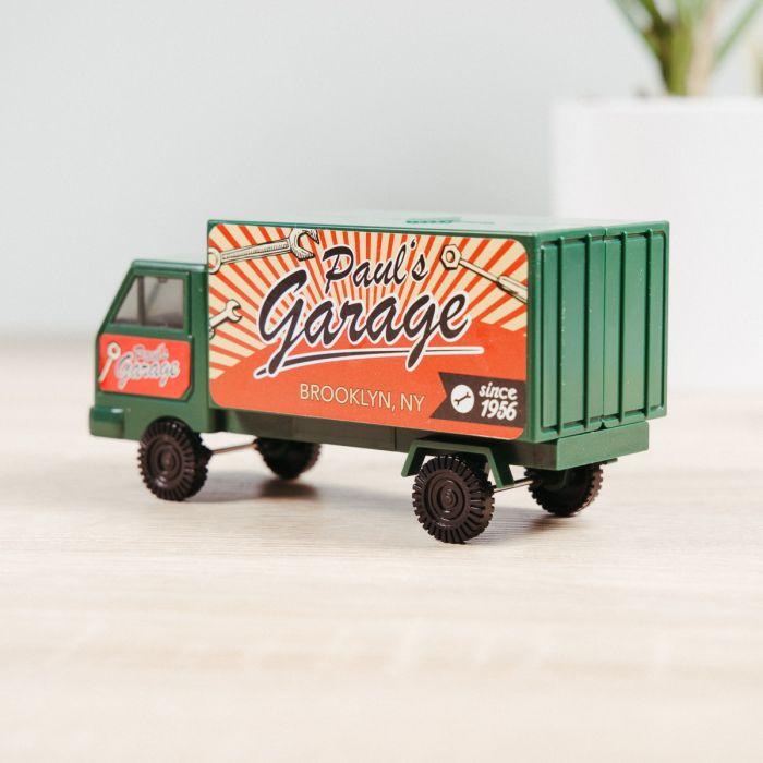 Mini Boîte à Outils Camion