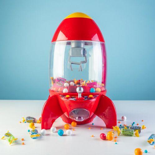 Distributeur de bonbons Rocket Candy Grabber