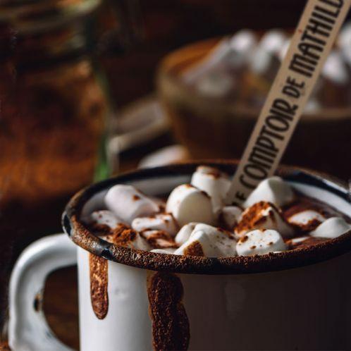 Cuillères au Chocolat