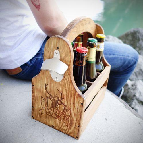 Caisse à bières Sixpack
