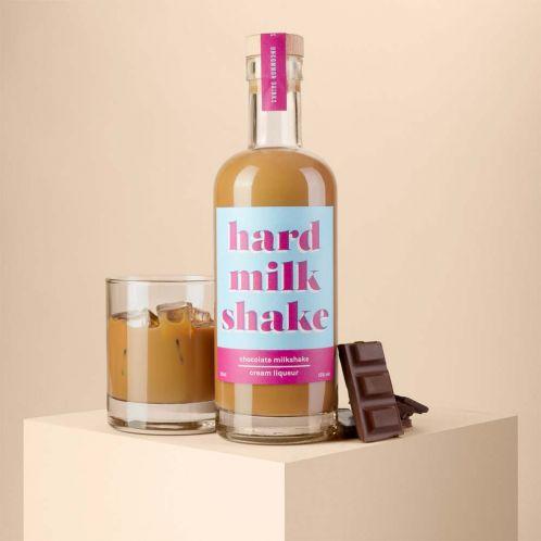 Liqueur Milk-shake Chocolat