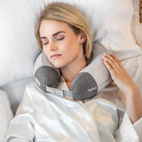 Coussin de massage Breo iNeck Air2 pour la nuque