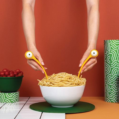 Cuillères Pasta Monsters
