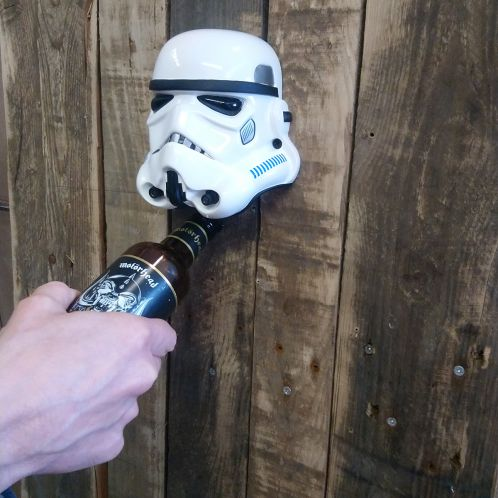 Décapsuleur mural Stormtrooper