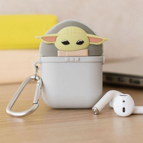 Boîtiers de charge AirPods The Mandalorian et Bébé Yoda