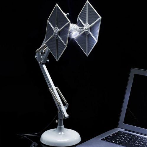 Lampe de Bureau Star Wars Tie Fighter