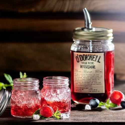 Liqueurs et vodka O'Donnell Moonshine