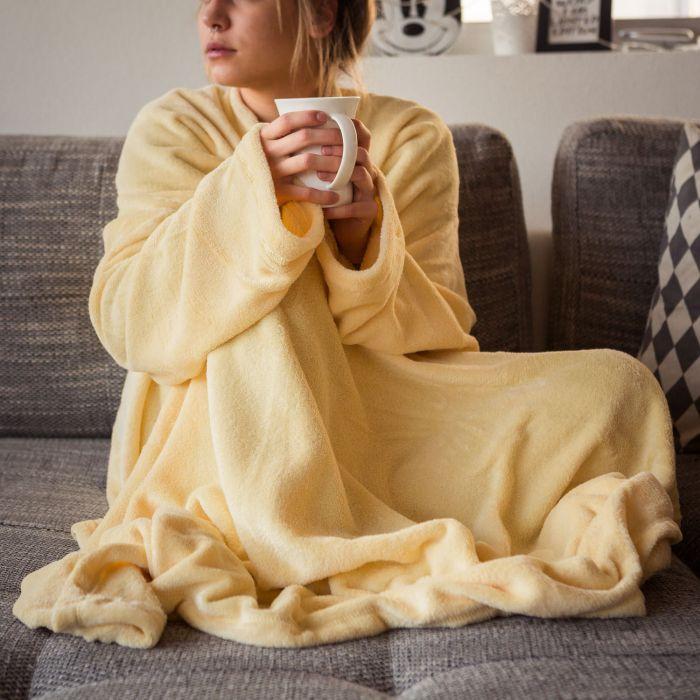Cadeau de noel : la couverture hugz deluxe