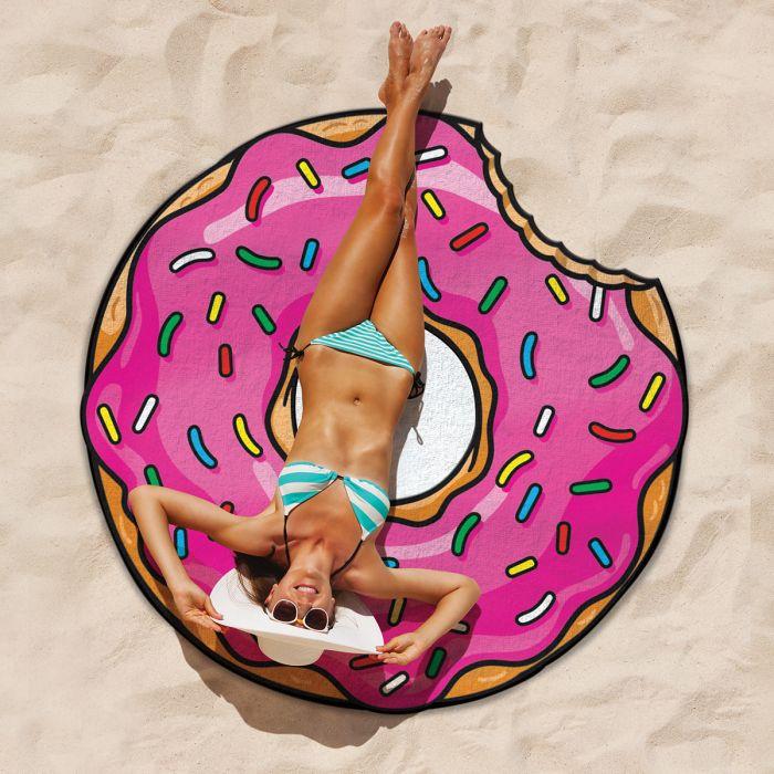 Donut Strandtuch