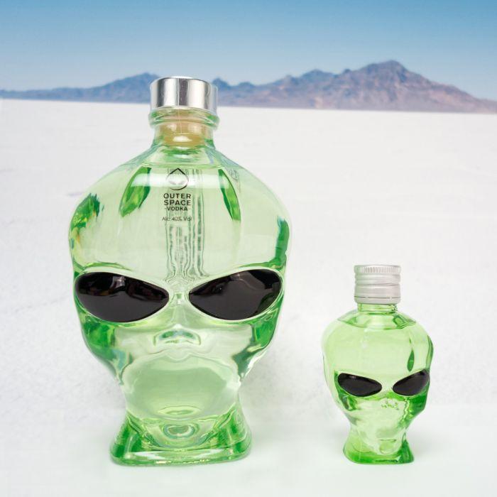 Outer Space Vodka - La Vodka Extraterrestre
