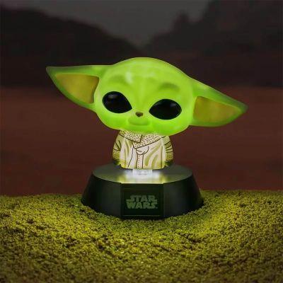 Lampe Star Wars bébé Yoda