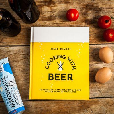 Livre de Cuisine Bière