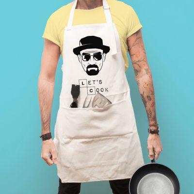 Tablier Let's Cook