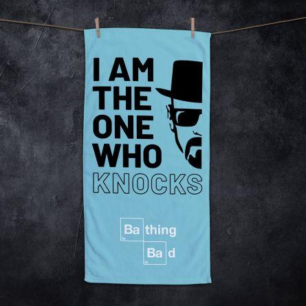Serviette I Am The One Who Knocks
