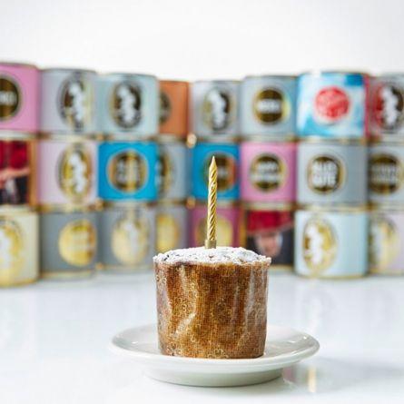 Gâteaux en Boîte de Conserve