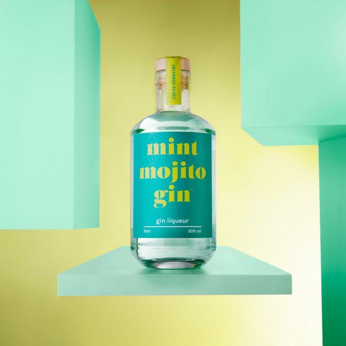Gin Mojito à la Menthe