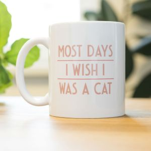 Tasse Most Days I Wish…