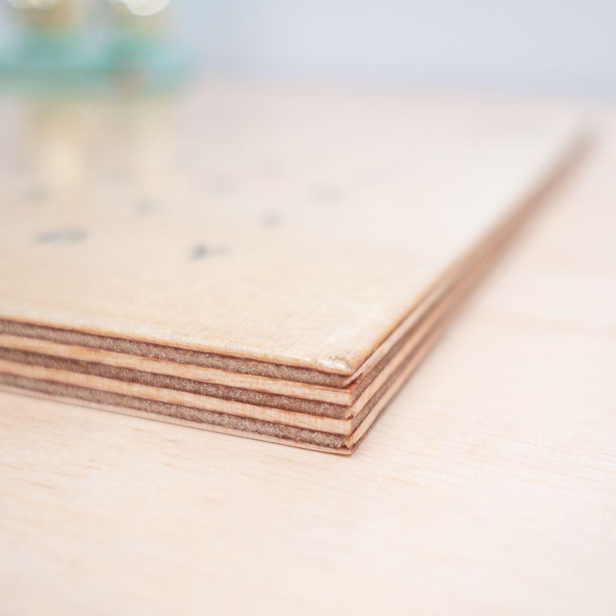 impression sur bois personnalisable p le m le de mots. Black Bedroom Furniture Sets. Home Design Ideas