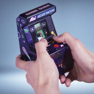 Cadeau Pâques - Mini Borne d'Arcade - 240 en 1