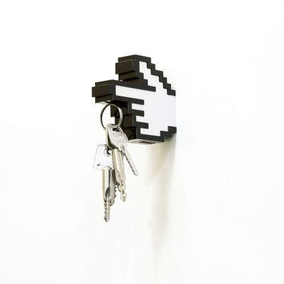 Cadeau crémaillère - Porte-clés Magnétique 8 Bits
