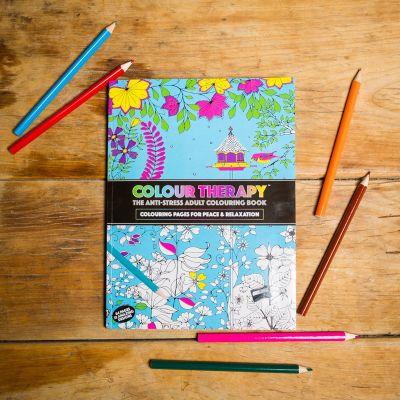 Jeux & Farces - Art thérapie – Coloriages Anti-stress