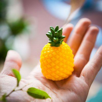 Cadeau Enfant - Baume à lèvres Ananas