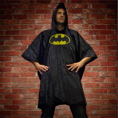Cadeau papa - Poncho de pluie Batman