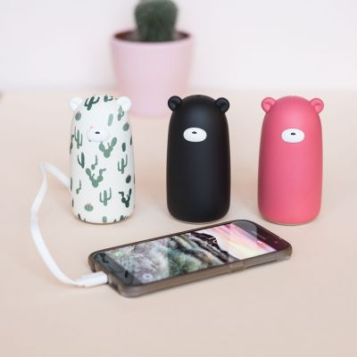 Chargeurs - Chargeur pour Smartphone Ours