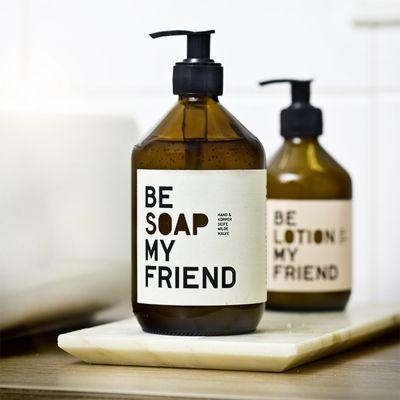 Salle de bains - Coffret Be My Friend - Savon & Lotion pour le corps