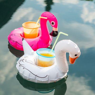 Cadeau couple - Bouées pour boissons Oiseaux - Lot de 3