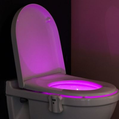 Salle de bains - Éclairage de Toilettes - Capteur de mouvement